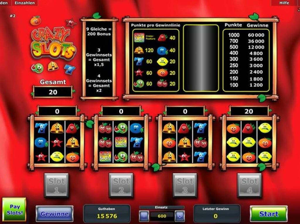 Video Slots Spelen